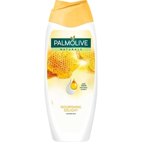 Duschcreme Palmolive Naturals Nourishing Honey & Milk, 500 ml, 3602530