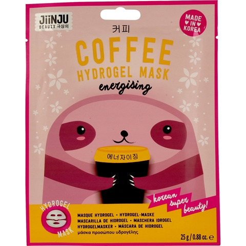 Ansiktsmask JiinJu Coffee Hydrogel Mask, 25 ml, 3608971