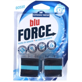 WC-tabletter General Fresh Blu Force, 2-pack, 3608607