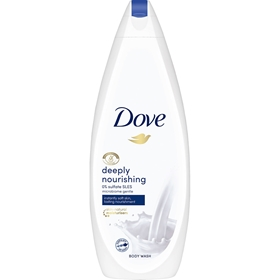 Duschgel Dove Deeply Nourishing, 600 ml, 3609170