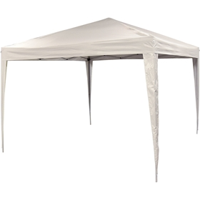 Pop-up tält, 3x3x2,45 m, beige, 5003477