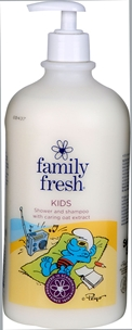 Duschcreme & schampo Family Fresh, Kids, 3605310
