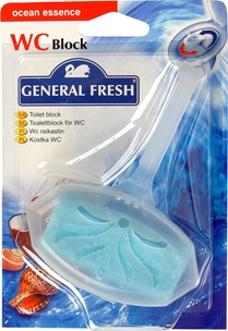 WC-block General Fresh Ocean, doftblock 40 ml, 3604740