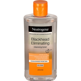 Ansiktsvatten Neutrogena Blackhead Eliminating Cleansing Toner, 200 ml, 1601043