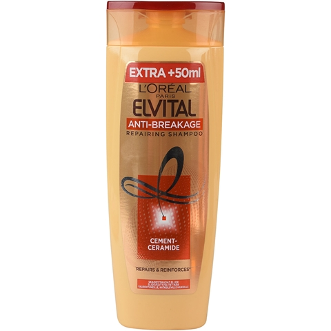 Schampo L'Oréal Paris Elvital Anti Breakage, 300 ml, 3608290