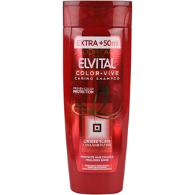 Schampo L'Oréal Paris Elvital Color Vive, 300 ml, 3608287