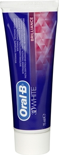Tandkräm Oral-B, 3D White Brilliance 75 g, 3605420