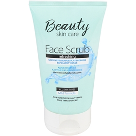 Ansiktsskrubb Beauty Skin Care Face Scrub, 150 ml, 3608204