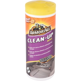 Rengöringsservetter Armor All Clean-Up Wipes, 36-pack, 3800917