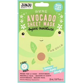 Ansiktsmask JiinJu Avocado Sheet Mask, 22 ml, 3608966