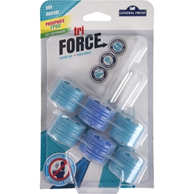 WC-block General Fresh Tri-Force Sea, 2-pack (2x45 g), 3608014