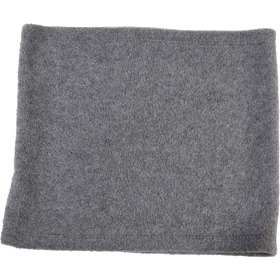 Halstub, fleece, grå, 5001504