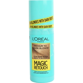 Färgspray L'Oréal Paris Magic Retouch Dark Roots Medium, 75 ml, 3608705