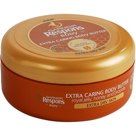 Body butter Garnier Respons Honey Treasures Extra Caring, 200 ml, 3607411