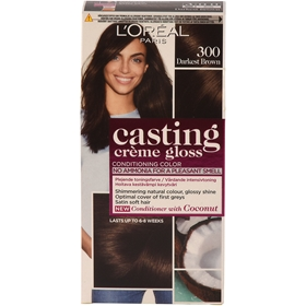 Intensivtoning L'Oréal Paris Casting Creme Gloss 300 Darkest Brown, 160 ml, 3605130