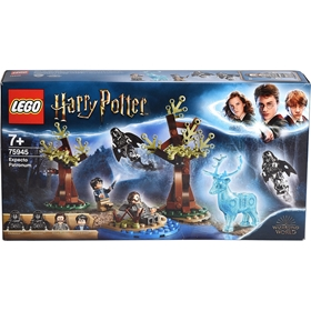 Byggklossar LEGO Harry Potter: Expecto Patronum 75945, 3112410