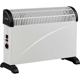 Konvektorelement Heat-It Turbo, 2000W fyra effektlägen samt turboeffekt, 3502985