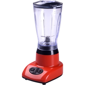 Blender Voltage, 180W 500 ml med 2 hastigheter, röd, 5000950