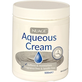 Bodycream Nuage Aqueous Cream, 500 ml, 3609185
