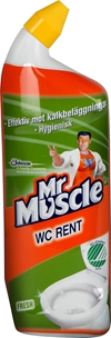 WC-rengöring Mr Muscle WC Rent Fresh, 750 ml, 1601413
