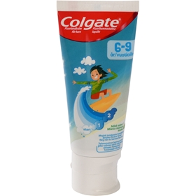 Tandkräm Colgate Barn Training 6+ år, 50 ml, 3609015