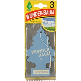 Doftgran Wunder-Baum Summer Cotton, 3-pack, 3804503