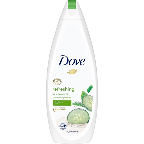 Duschgel Dove Refreshing, 600 ml, 3609172