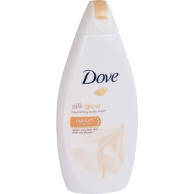 Duschcreme Dove Silk Glow, 500 ml, 3600830