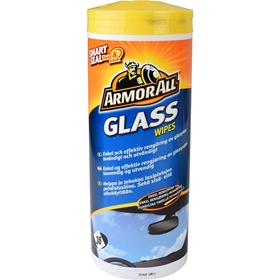 Rengöringsservetter Armor All Glass Wipes, 36-pack, 3804491