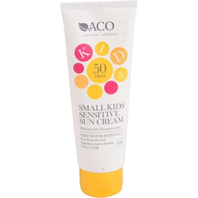 Solskyddscreme ACO Kids Sun Cream, spf 50 125 ml, 1601596
