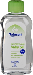 Babyolja Natusan Intensive Care, 200 ml, 3603178