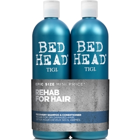 Schampo & balsam Tigi Bed Head Rehab For Hair Recovery Tweens, 2-pack (2x750 ml), 3606022