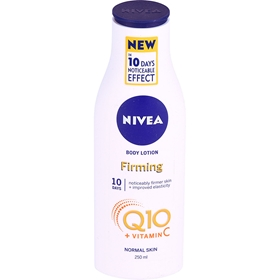 Bodylotion Nivea Firming Q10, 250 ml, 3609236