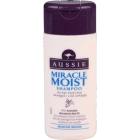 Schampo Aussie Miracle Moist, 90 ml, 3608624