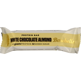Proteinbar Barebells White Chocolate Almond, 55 g, 4007161