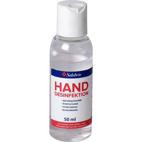 Handdesinfektion Salubrin, 50 ml, 4007947