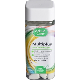 Multivitaminer Active Care Multiplus, 150-pack, 3606043