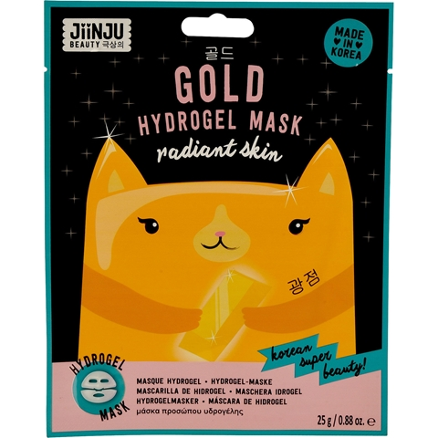 Ansiktsmask JiinJu Gold Hydrogel Mask, 25 ml, 3608972