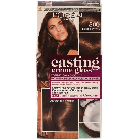 Intensivtoning L'Oréal Paris Casting Creme Gloss 500 Light Blonde, 160 ml, 3605127
