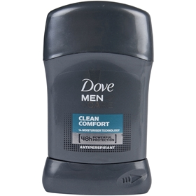 Deostick Dove Clean Comfort, 50 ml, 3608299