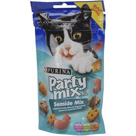 Kattgodis Purina Partymix Seaside, 60 g, 4005867
