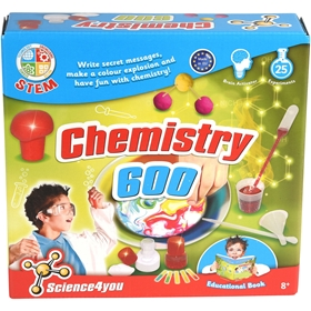 Lekset Science 4 You Chemistry 600, 3111463