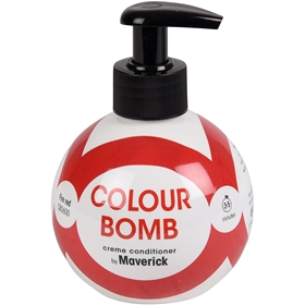 Färginpackning Colour Bomb Fire Red, 250 ml, 3608138
