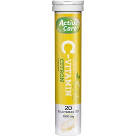 C-vitamin Active Care Citron, 3607991