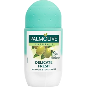 Deo roll-on Palmolive Naturals Delicate Fresh Olive & Tea, 50 ml, 3602930