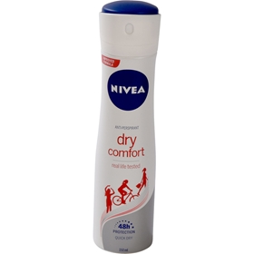 Deospray Rexona Dry Comfort, 150 ml, 3605266