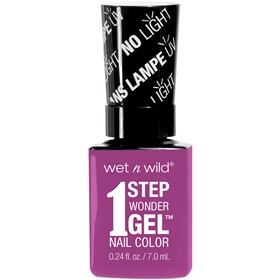 Nagellack Wet n Wild 1 Step WonderGel Nail Color 727A Bye Feluschia!, 3607342