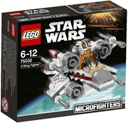 Byggklossar LEGO, Star Wars X-Wing Fighter nr 75032, 3108896