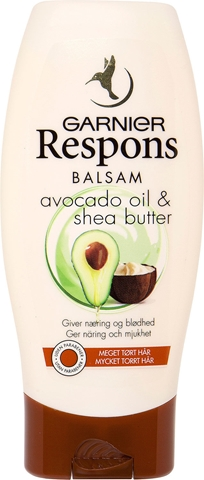 Balsam Garnier Respons, Avocado, Oil & Shea Butter 200 ml, 3603551