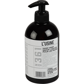 Flytande tvål L'Usine Verbena & Cotton Flower, 500 ml, 3607590
